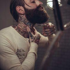 Gotta trim it and keep it handsome #handsome #beards #gentlemen
