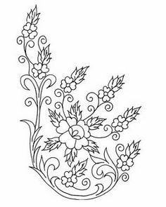 Y A B A N İ N C İ R İ: TÜRK DESENLERİ http://www.pinterest.com/luvmyscrewbird/beautiful-embroidery/