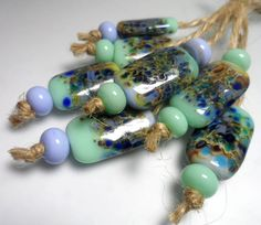 Hey, I found this really awesome Etsy listing at https://www.etsy.com/listing/164653398/lampworkglass-bead-handmadebeads