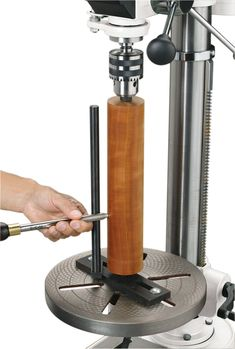 Shop Fox D4088 Lathe Attachment for Drill Press - Power Lathes - Amazon.com