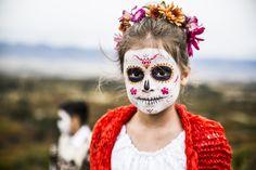 Dia de los muertos catrina girl