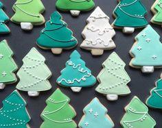 Mix de Noël par HollyFoxDesign sur Etsy