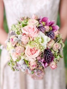 Dream wedding in autumn colors - Isabell S. - - Traumhochzeit in Herbstfarben Dream wedding in autumn colors Spring Wedding Bouquets, Spring Wedding Colors, Flower Bouquet Wedding, Bouquet Bride, Bridesmaid Bouquet, Pink Bouquet, Boquette Wedding, Dream Wedding, Casual Wedding