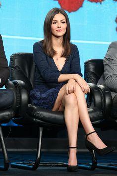 Victoria Justice..
