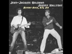 Johnny hallyday Sunday rock 01 07 1984