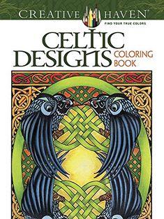 Creative Haven Celtic Designs Coloring Book (Creative Haven Coloring Books) by Carol Schmidt http://www.amazon.de/dp/0486803104/ref=cm_sw_r_pi_dp_die8wb1CWFD7S
