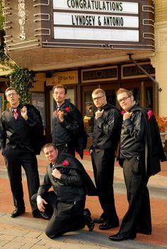 wedding picture idea-groomsmen