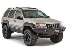 Jeep WJ Bushwacker Fender Flare