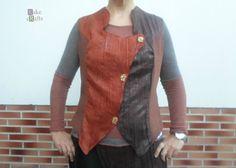 Rake Crafts: Veste Eleonore