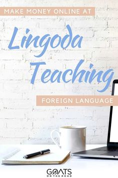 Ready to start your online career? Make good money at Lingoda, teaching foreign language online today! In this guide, we will show you how to get started! Welcome to our Lingoda review! | #LingodaReview #onlinetutor #teachEnglishonline Teach English To Kids, Teaching English Online, Way To Make Money, Make Money Online, How To Make, Languages Online, Online Tutoring, Teaching Jobs, Made Goods