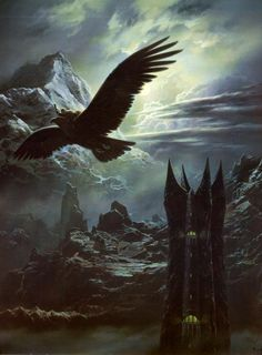 Orthanc - Lord of the Rings