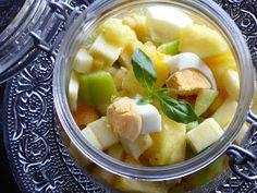 Les p'tits plats du Manoir: Yellow Salad