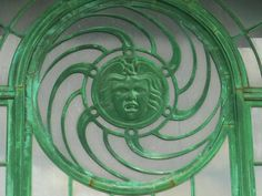 Carousel Building Medusa on the Asbury Park Boardwalk