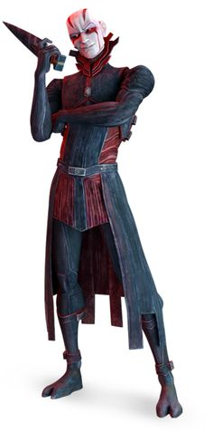 """""""The Son."""" the Mortis story arc is still by far one of my favorite Clone Wars stories."""