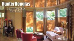 Motorized Systems Overview - Hunter Douglas Window Fashions