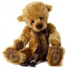 Isabelle Collection Mitchell Teddy Bear+