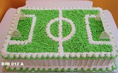 bolo gramado de estádio - Pesquisa Google