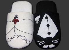 Pantuflas para bodas