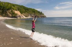 11 best Canadian campgrounds with beaches