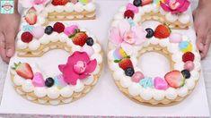 Cómo hacer la tarta de moda - Pastel de números y letras - El Cómo de las Cosas Cake Cookies, Cupcakes, Recipe Scrapbook, Fondant Cakes, Yummy Cakes, Baking Recipes, Ale, Cake Decorating, Birthday Cake