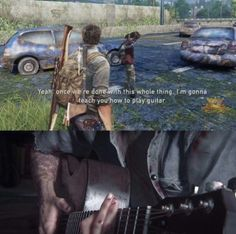 Cause Of Death: The Last Of Us Part Two
