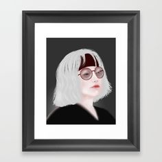 Miss Evie The Witch Framed Art Print by yayashi Evie, Framed Art Prints, Witch, Illustrations, Etsy Shop, Design, Illustration, Witches, Illustrators