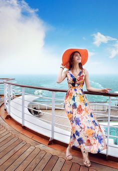 - The Next-Gen Social Network Cruise Ship Pictures, Cruise Outfits, Cruise Vacation, Summer Vibes, Photography Poses, Fashion Dresses, Photoshoot, Spring Summer, Stylish