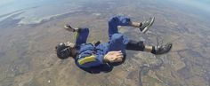 This Intense Skydive Video Will Give You the Chills.