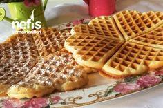Waffle (Süper Tarif) Tarifi nasıl yapılır? 4.390 kişinin defterindeki Waffle (Süper Tarif) Tarifi'nin resimli anlatımı ve deneyenlerin fotoğrafları burada. Yazar: Mutlu Neslice Tarifler