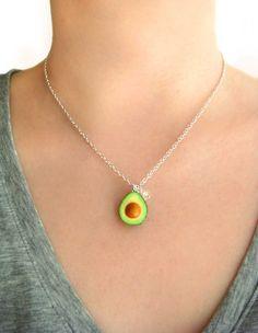 Resultado de imagen para avocado necklace