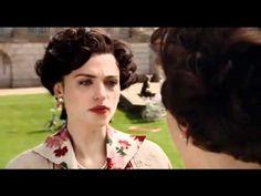 """All Katie McGrath scenes in """"The Queen"""" as Princess Margaret"""