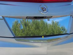 ATS 2013-2014 CADILLAC (1 piece: License Plate Bezel) LP53235