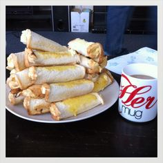 Cheese rolls, a Kiwi favourite