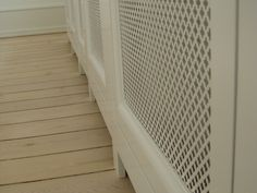 Østerbro radiator-skjuler