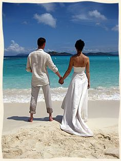 10 steps to getting married in St. Thomas, US Virgin Islands -- I will need this some day :)