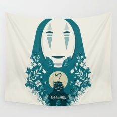 Spirited Wall Tapestry