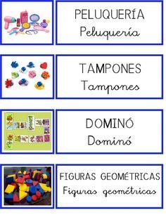Colegio Ideas, Printable Labels, Pre School, Classroom Decor, Montessori, Teaching, Education, Games, Ideas Para
