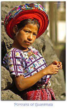 Chapina linda by alonsodr, via Flickr