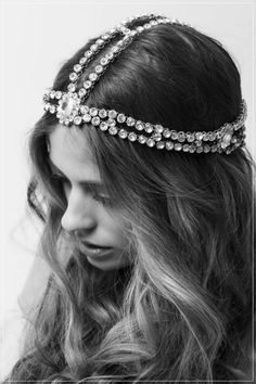 Bo and Luca headpiece loving!
