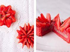So ready for strawberry season...