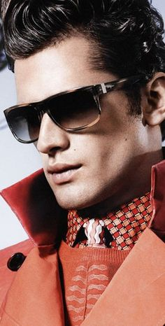 Salvatore Ferragamo ♥✤Be Inspirational ❥|Mz. Manerz: Being well dressed is a beautiful form of confidence, happiness politeness