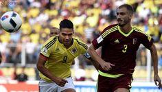 Colombia quiere acercarse al Mundial en su visita a Venezuela