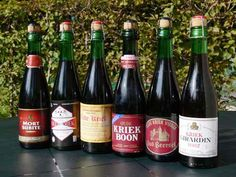 Lambic Beer - Belgium in a Glass  | CheeseWeb