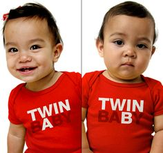 Twin Baby A/B by Snug Attack