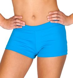 Some gals say these ride up.. Others love them...ALadyCapezio Boy Cut Low Rise Short