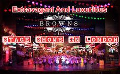 Now you can watch World's famous striptease stage shows in London. Browns-shoreditch provide you the best opportunities to watch extravagant stage shows in London tonight. Here you can find stunning girls also from various far flung areas of the globe.