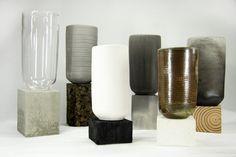 """Personalities"" Ceramic and glass workshop at the Domaine de Boisbuchet Photos © : Fernando Laposse Corning Museum Of Glass, Glass Museum, Personality, Workshop, Arts And Crafts, Vase, Ceramics, Projects, Photos"