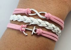 Cute Anchor Wallpaper | Swag Girl Cute Bracelets Jewelry Fashion White Summer Style Hipster