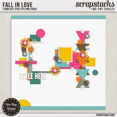 Quality DigiScrap Freebies: Template freebie from Two Tiny Turtles