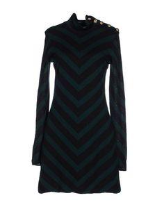 BALMAIN Knit Dress. #balmain #cloth #dress
